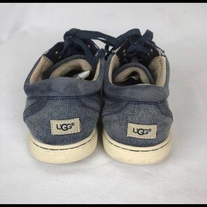 UGG Sneakers size 6 in blue